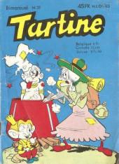 Tartine -31- Numéro 31