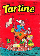 Tartine -23- Numéro 23