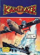 Kamikaze (Arédit) -8- Un hurricane dans l'Arctique
