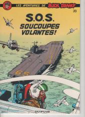 Buck Danny -20b1977b- S.O.S. Soucoupes volantes
