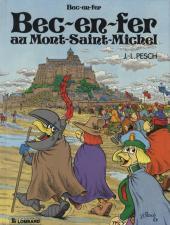 Bec-en-fer (1re série) -5- Bec-en-fer au Mont-Saint-Michel
