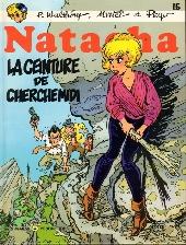 Natacha -15- La ceinture de Cherchemidi