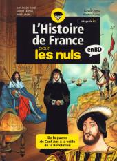 L'histoire de France pour les nuls -INT02- Intégrale 2/3 - De la guerre de Cent Ans à la veille de la Révolution