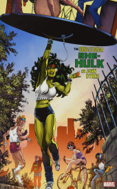 Sensational She-Hulk (The) (1989) -OMN01- The Sensational She-Hulk by John Byrne Omnibus