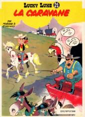 Lucky Luke -24d1990- La caravane
