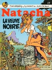 Natacha -17- La veuve noire