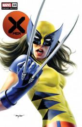 X-Men Vol.5 (Marvel comics - 2019) -10VC- Fire