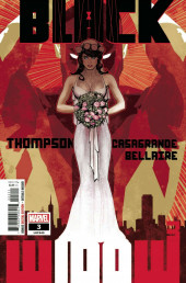 Black Widow Vol. 8 (Marvel - 2020) -3- The Ties That Bind: Part 3