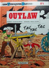 Les tuniques Bleues -4c2018- Outlaw