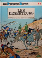 Les tuniques Bleues -5b1991- Les déserteurs