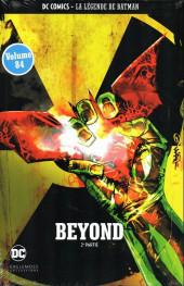 DC Comics - La légende de Batman -8484- Beyond - 2ème partie