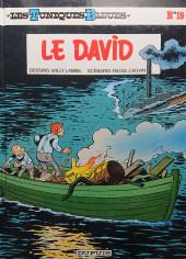Les tuniques Bleues -19b1998- le David