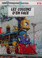 Les tuniques Bleues -23a1993- Les cousins d'en face