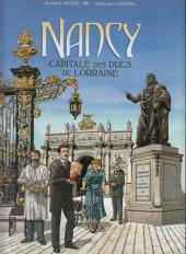 Nancy - Capitale des ducs de lorraine