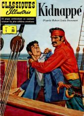 Classiques illustrés (1re Série) -1- Kidnappé