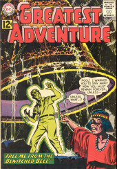 My greatest adventure Vol.1 (DC comics - 1955) -71- Free Me from the Bewitched Bell!