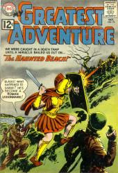 My greatest adventure Vol.1 (DC comics - 1955) -72- The Haunted Beach!