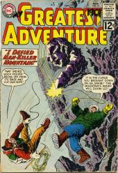 My greatest adventure Vol.1 (DC comics - 1955) -73- I Defied Man-Killer Mountain!