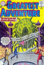 My greatest adventure Vol.1 (DC comics - 1955) -76- We Battled the Micro-Menace!