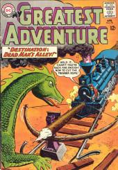 My greatest adventure Vol.1 (DC comics - 1955) -78- Destination: Dead Man's Alley!