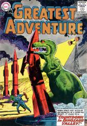 My greatest adventure Vol.1 (DC comics - 1955) -79- Countdown in Dinosaur Valley!