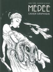 Médée (Le Callet/Peña) -2HS- Cahier graphique
