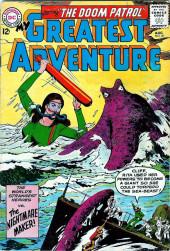 My greatest adventure Vol.1 (DC comics - 1955) -81- The Nightmare Maker!