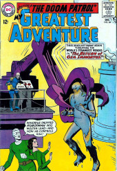 My greatest adventure Vol.1 (DC comics - 1955) -84- The Return of General Immortus!