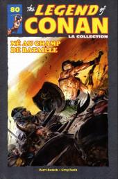 Savage Sword of Conan (The) (puis The Legend of Conan) - La Collection (Hachette) -80- Né au champ de bataille