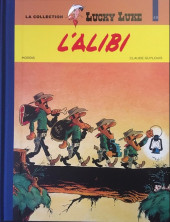 Lucky Luke - La collection (Hachette 2018) -4958- L'alibi