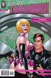 City of tomorrow (wildstorm - 2005) -5- volume 5