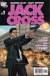 jack cross (DC comics2005) -1- volume 1