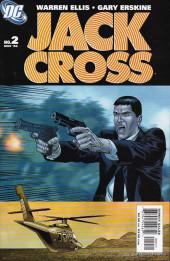 jack cross (DC comics2005) -2- volume 2