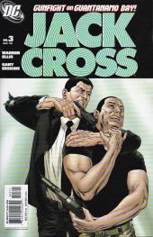 jack cross (DC comics2005) -3- volume 3