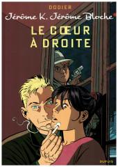 Jérôme K. Jérôme Bloche -11c2015- Le Cœur à droite
