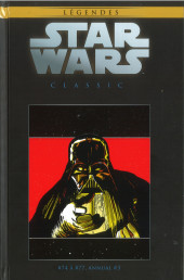 Star Wars - Légendes - La Collection (Hachette) -129129- Star Wars Classic - #74 à #77 et Annual #3
