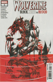 Wolverine: Black, White & Blood (Marvel comics - 2020) -1- The Beast Within Them