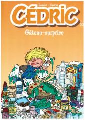 Cédric -10c2018- Gâteau-surprise