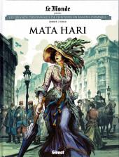 Les grands Personnages de l'Histoire en bandes dessinées -51- Mata Hari