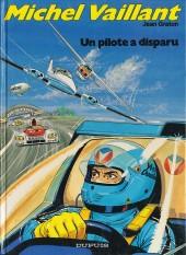 Michel Vaillant -36c- Un pilote a disparu