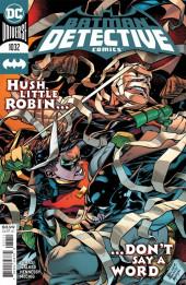 Detective Comics (1937), Période Rebirth (2016) -1032- Head Wounds