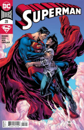 Superman Vol.5 (DC Comics - 2018) -28- Mythological - Finale