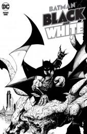 Batman Black and White (DC Comics - 2021) -1- Issue # 1