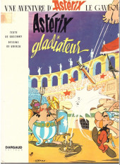 Astérix -4c1972/10- Astérix gladiateur