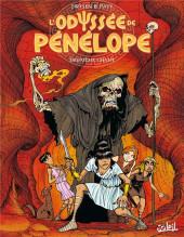 L'odyssée de Pénélope -2- Deuxième chant