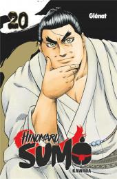Hinomaru Sumo -20- Tome 20