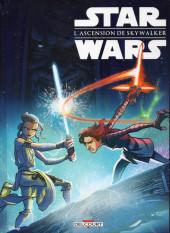 Star Wars (Delcourt / Disney) -9- L'ascension de Skywalker