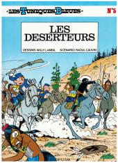 Les tuniques Bleues -5b2001- Les déserteurs