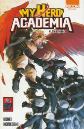 My Hero Academia -27- One's justice