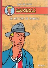 Barelli -TL- Le retour de Barelli - Le retour en scène